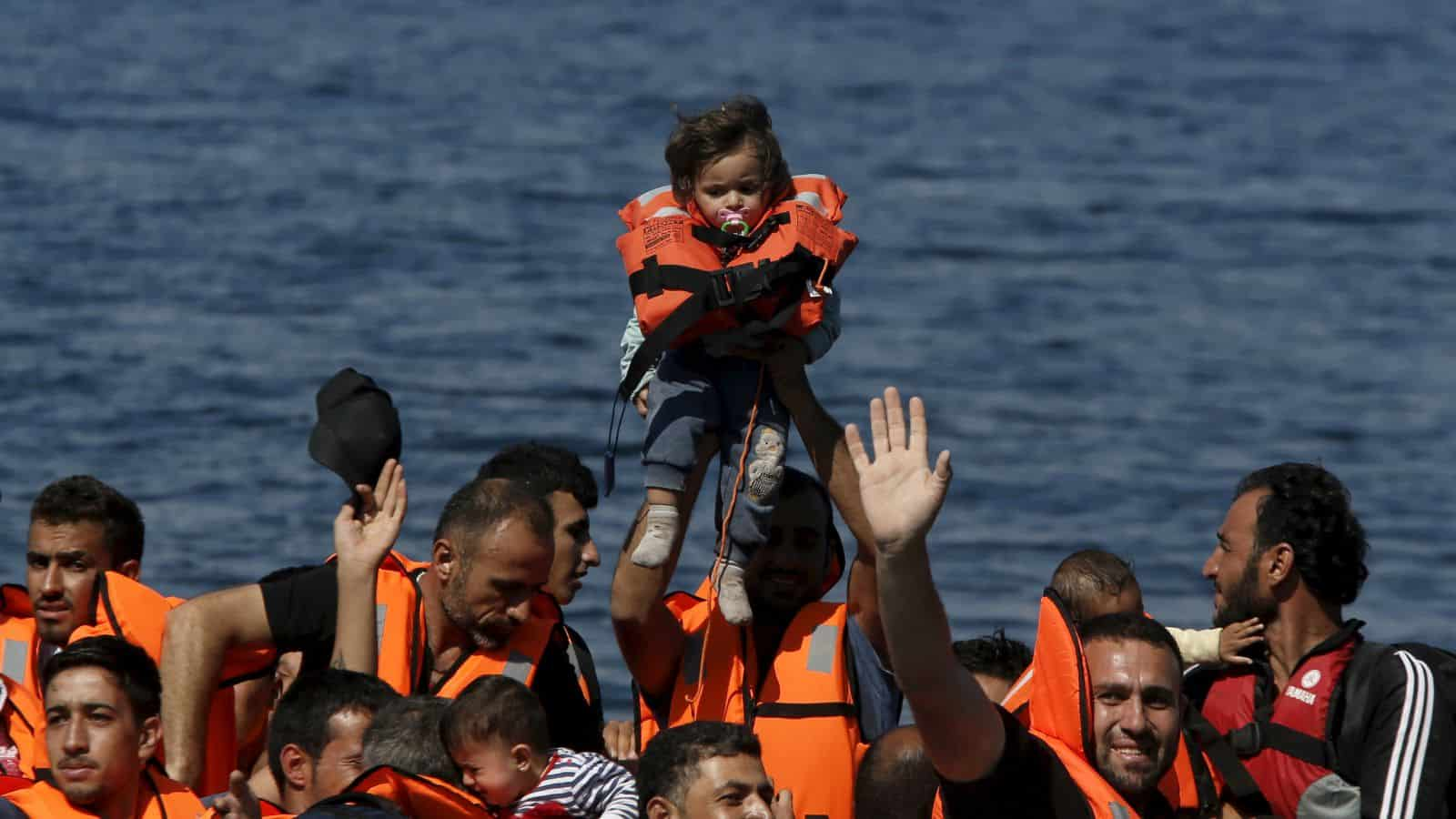 29 Countries Accepting Refugees From Syria And The Mideast
